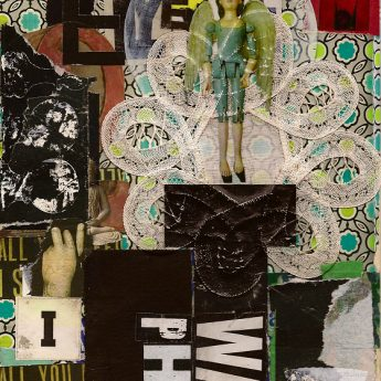Empty skies and other collage