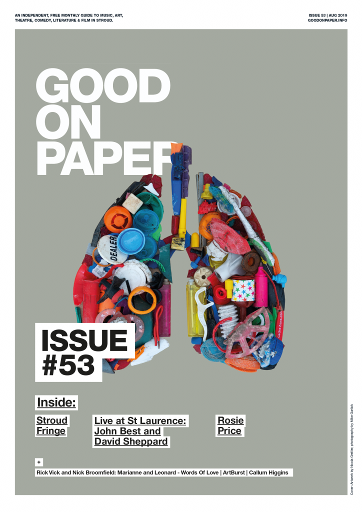 good on paper cover